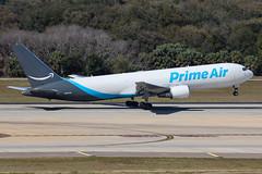 N1321A AMAZON PRIME AIR BOEING 767-306(ER)(BCF)