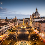 Piazza_Navona_color_Wide - https://www.flickr.com/people/45586819@N00/