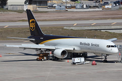 N415UP UNITED PARCEL SERVICE (UPS) BOEING 757-24APF