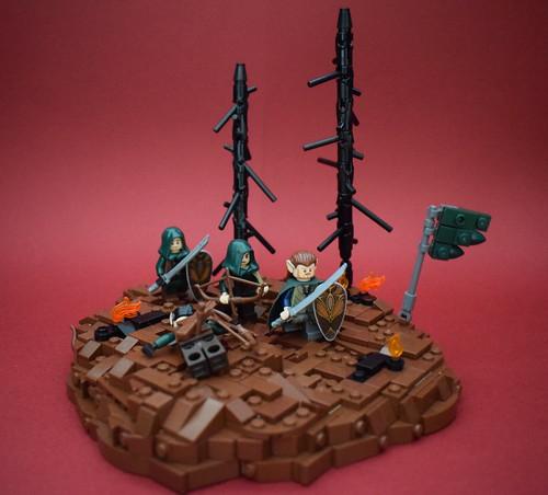 Retreat (Fractured Kingdoms)