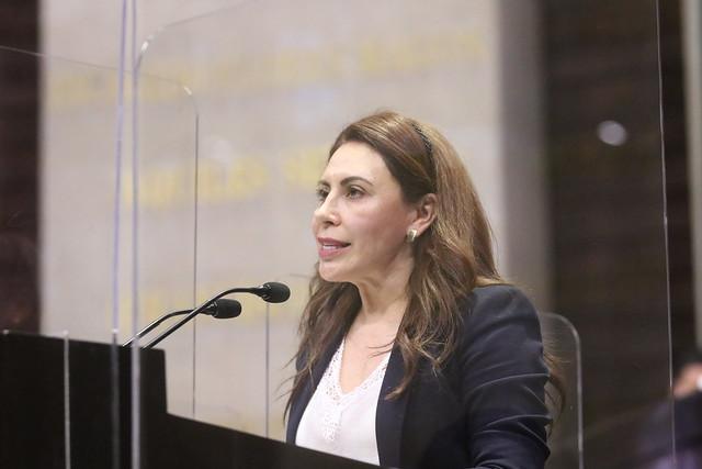 29/09/2020 Tribuna Diputada Rocío Barrera