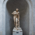 Silène et Dionysos, Musée Chiaramonti, Vatican, 2020 - https://www.flickr.com/people/29248605@N07/
