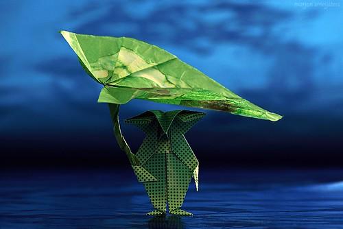Origami Kappa (Kunihiko Kasahara)