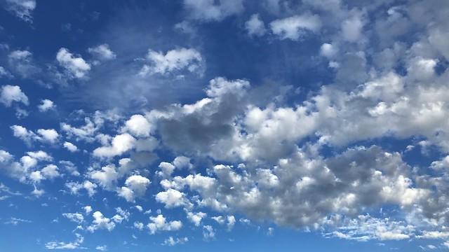 Photo:Dappled Clouds By Gary Lerude