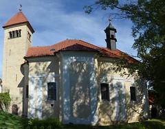 Prague-Řeporyje,  Church of St. Peter and Paul