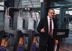 OMNY Surpasses 21 Million Taps
