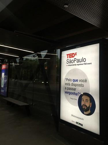 TEDxSaoPaulo @ Bus Stops