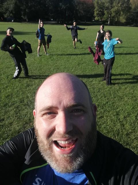 Photo:Everyone looking way too happy By TomNatt
