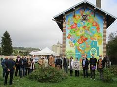 30 Septembre 2020,  agréable vernissage - Photo of Bézu-Saint-Éloi