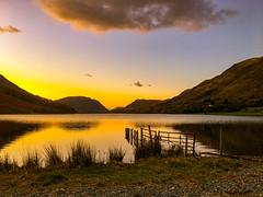 Buttermere, Derwent, Lake District, England