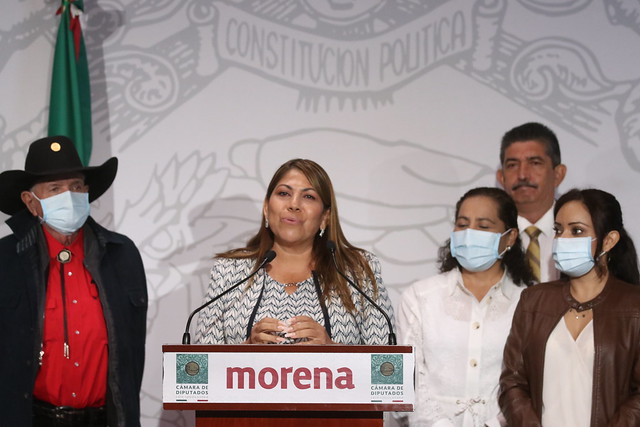 30/09/2020 Conferencia De Prensa Diputada Carmina Regalado