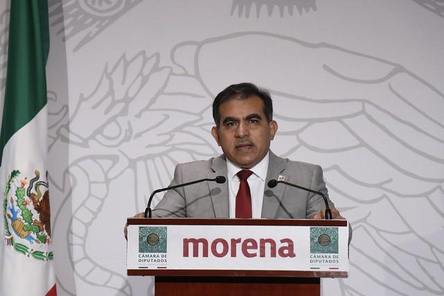 30/09/2020 Conferencia De Prensa Diputado Marco Antonio Andrade Zavala