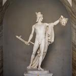 Persée avec la tête de Méduse, Antonio Canova, Musée Pio-Clementino, Vatican, 2020 - https://www.flickr.com/people/29248605@N07/