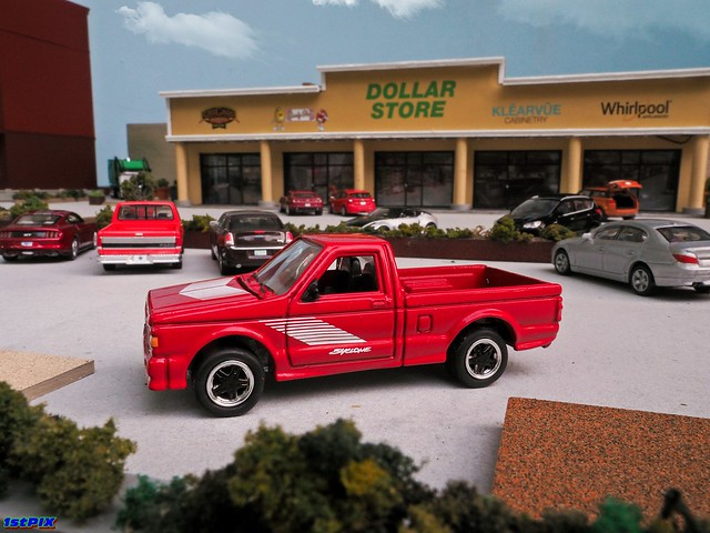 Photo:Xtreme Sycolone Season at the Dollar Store By Phil's 1stPix