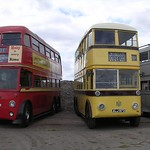 Excursion: visit to the Trolleybus Museum at Sandtoft (05/2006)