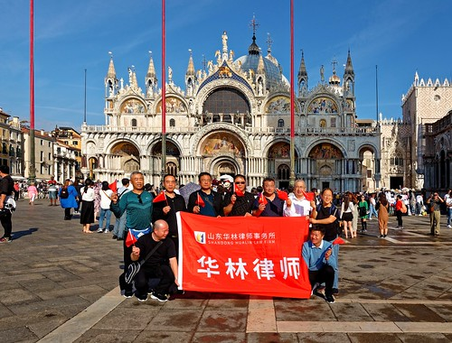 Venice / National Day of the People's Republic of China / 国庆节 / 2019 / 2/2