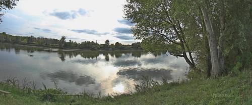 La Garonne.