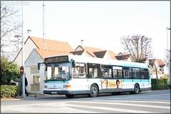 Heuliez Bus GX 317 (Renault Citybus) – RATP (Régie Autonome des Transports Parisiens) / STIF (Syndicat des Transports d'Île-de-France) n°1095