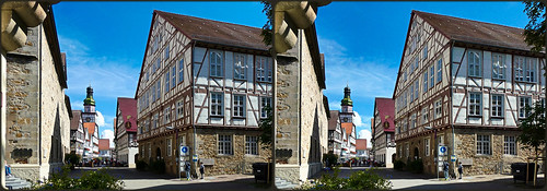 ... a visit to Kirchheim unter Teck - in Germany ...