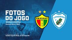 01-10-2020: Brusque x Londrina