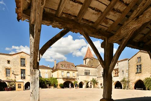 France - Périgord - Monpazier