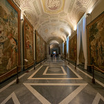 Galerie des tapisseries, musée Pio-Clementino, Vatican, 2020 - https://www.flickr.com/people/29248605@N07/