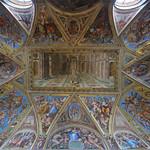 Plafond de la chambre de Constantin, Vatican, 2020 - https://www.flickr.com/people/29248605@N07/