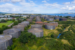 Invergordon Fuel Oil Tanks