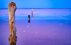 Lake Tyrrell Sunset