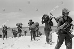 Vietnam War: U.S. Debark 1965, Vietnam