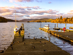 Windermere, Lake District, Cumbria, England