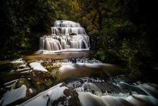 Purakaunui Falls - New Zealand