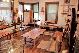 Will Stanford's Home Studio Furniture Tour -- October 2020 Newsletter