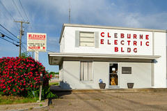 Cleburne Electric Building