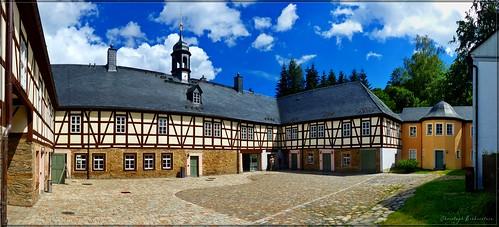 Herrenhof Erlahammer bei Schwarzenberg