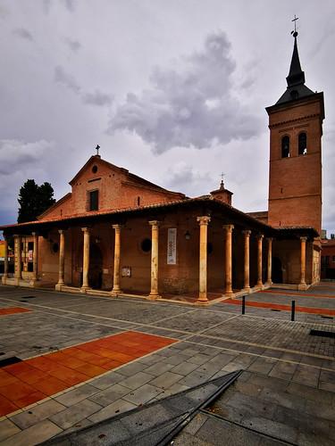 Concatedral de Guadalajara - Iglesia de Santa María de la Fuente la Mayor