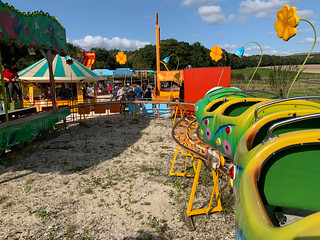 Photo 2 of 2 in the Caterpillar Coaster gallery