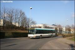 Heuliez Bus GX 317 – Athis Cars / STIF (Syndicat des Transports d'Île-de-France) / RATP (Régie Autonome des Transports Parisiens)