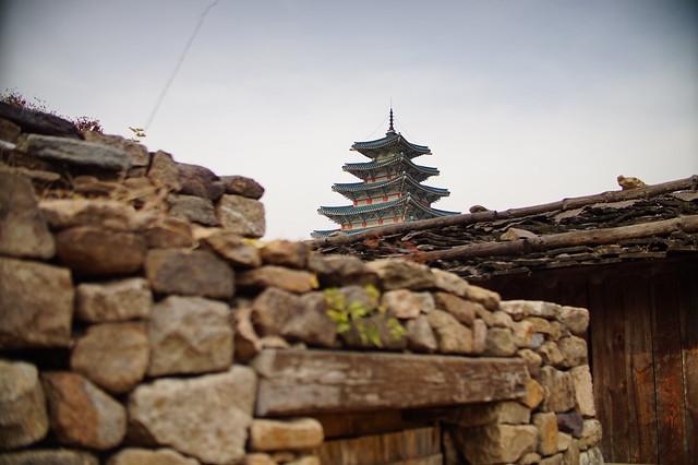 Gyeongbokgung Palace (景福宫)