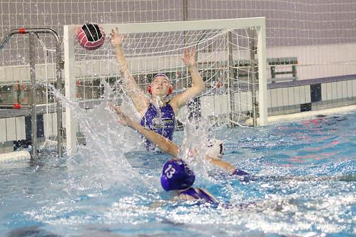 DZK D1 vs de Treffers Waterpolo<br/>71 foto's