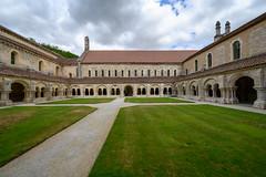 Abbaye de Fontenay, France