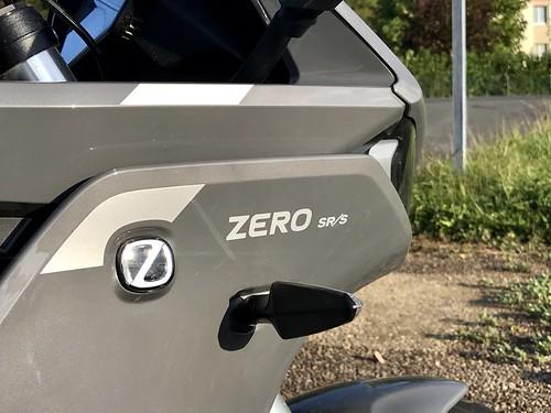 Road trip electrique : la Zero SR/S