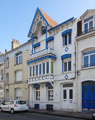 Malo-les-Bains.- Villa de Avenue About  (1)
