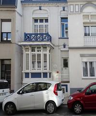 Malo-les-Bains.- Villa Belle Humeur Avenue About