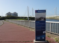 Malo-les-Bains Vue sur le FRAC Nord-Pas de Calais