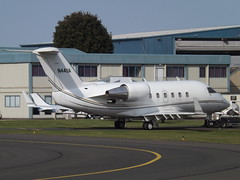 N44UA Canadair Challenger 601-3A (Private Owner)