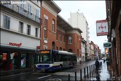 Heuliez Bus GX 327 – Tisséo Voyageurs / Tisséo n°1301