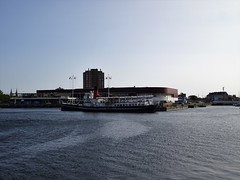 Dunkerque le  navire Princess Elisabeth