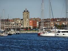 Dunkerque la Tour du Leughenaer