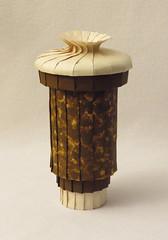 Textural study vase 4